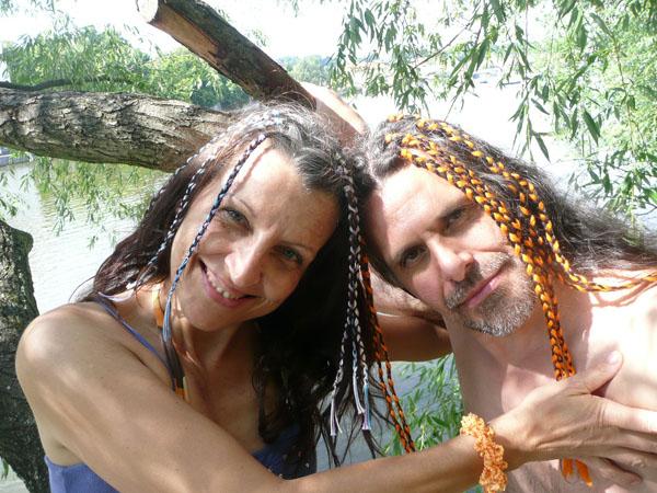 Šťastní lidé - pralesničky