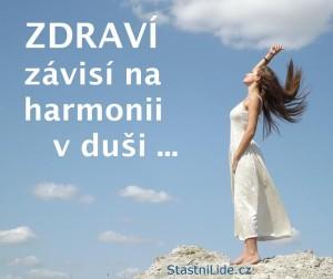 Harmonie v duši