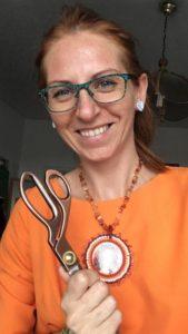 Kataryna Kuprysyuk šaty pro duši