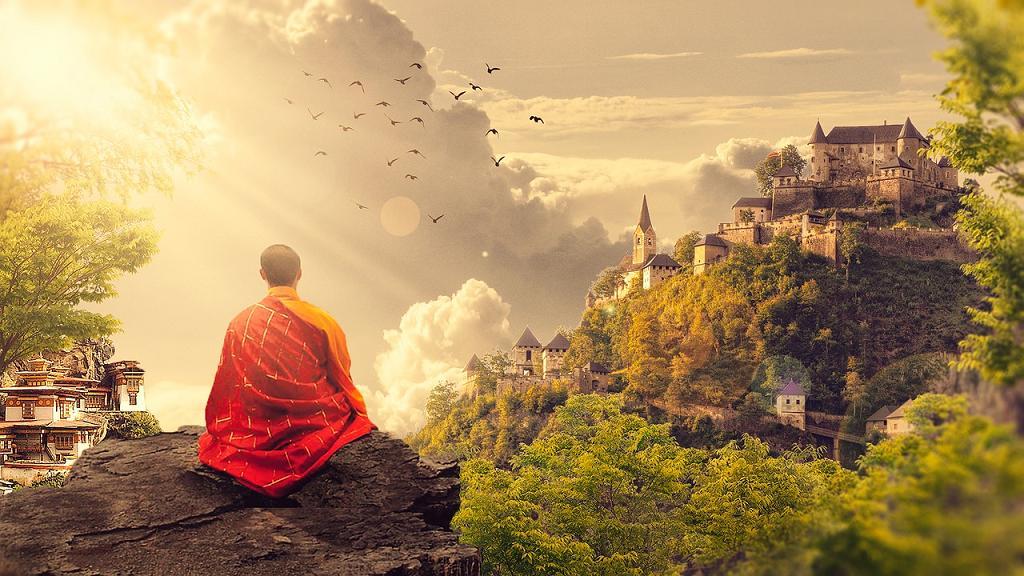 meditace - síla mysli