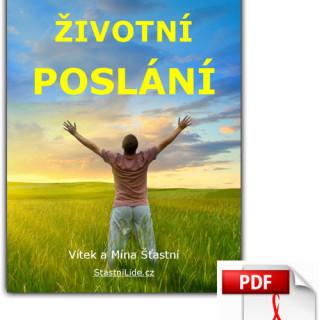 eBook Objevte své životní poslání