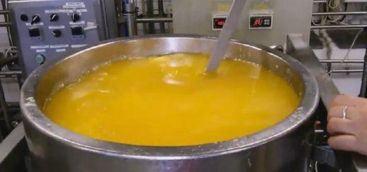 Přepuštěné máslo ghí