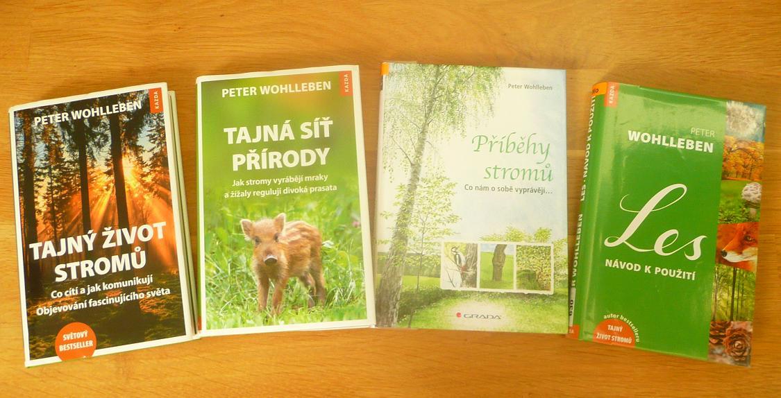 Peter Wohlleben knihy