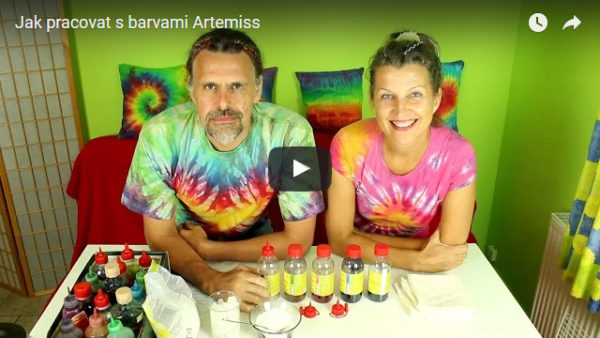 Jak pracovat s barvami Artemiss