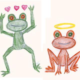 Kvaki a Frog