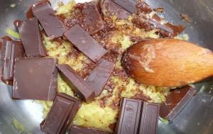 Čokoláda se zázvorem domácí