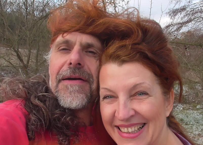Barvení vlasů přírodní Vítek a Mína Šťastní
