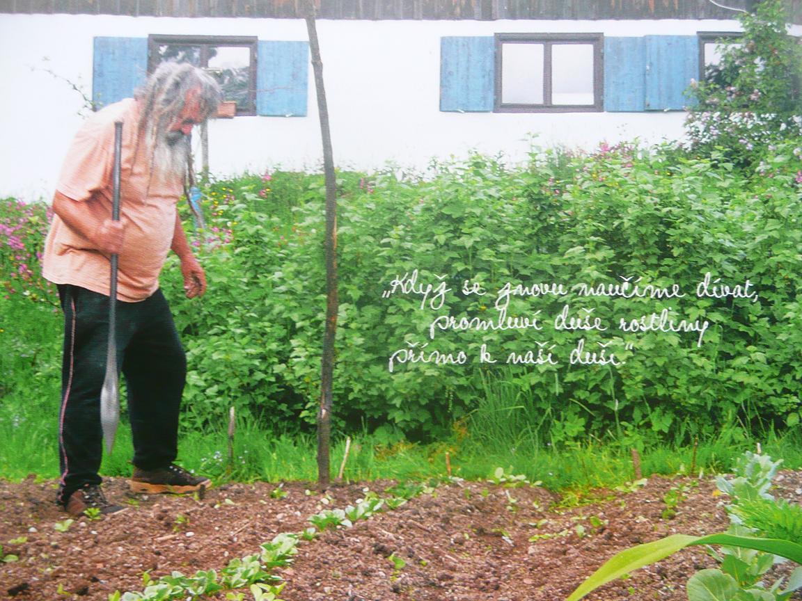 Bio zahrada Wolfa Dietera Storla