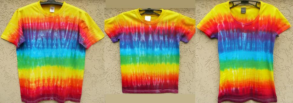 b9f7c000029a Batikovaná trička pro skupiny   batika na zakázku