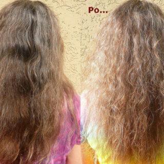 Přírodní barvení vlasů