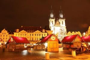 Vánoce v Praze