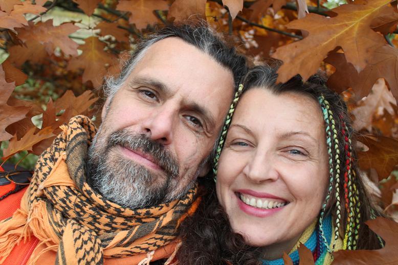 Vítek a Mína podzim 2015