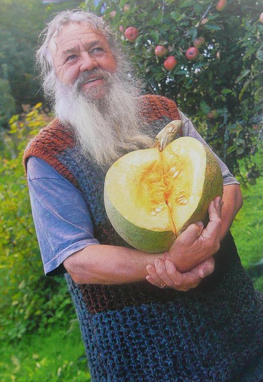 Wolf-Dieter Storl zahradník