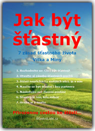 eBook Jak být šťastný - 7 zásad šťastného života - obálka malá