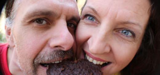 Zázvorová čokoláda - titulka